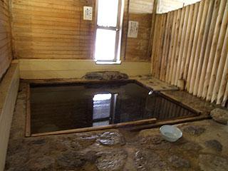 奥ピリカ温泉の内風呂
