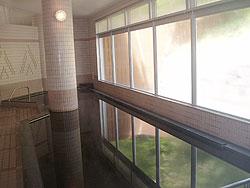 ユンニの湯の内風呂