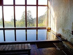 カミホロ荘の内風呂