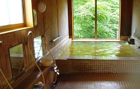 ルスツ温泉