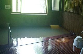 バーデンかみふらのの内風呂
