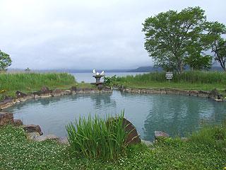 池の湯露天風呂