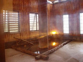 中村屋の内風呂