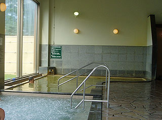 ゆのみの湯の内風呂