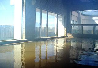 豊浦温泉しおさいの内風呂