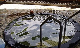 甘露の森 露天風呂1